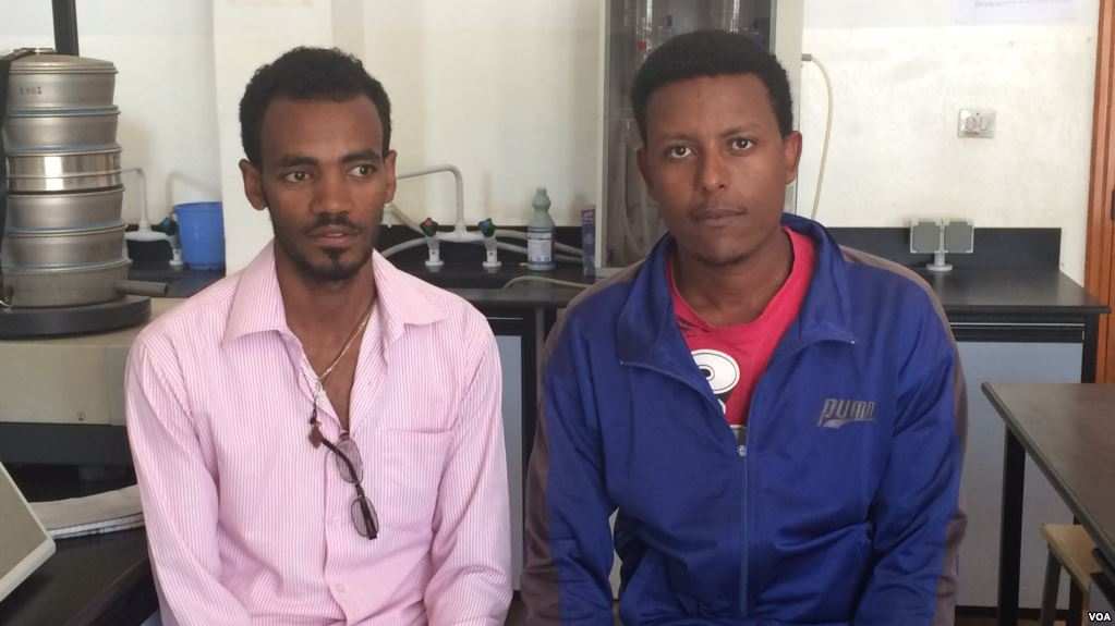 Eritrean youth